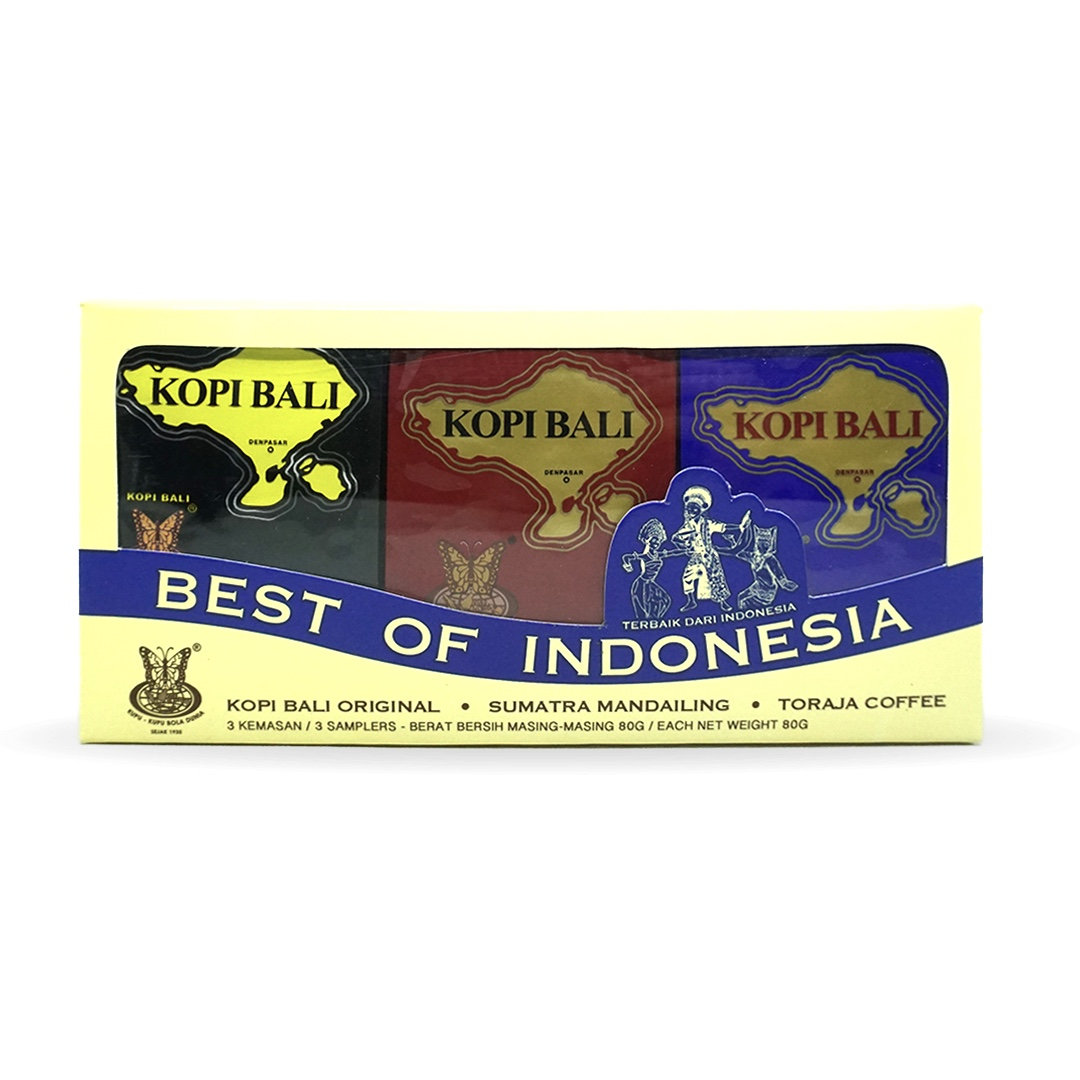 KOPI BEST OF INDONESIA